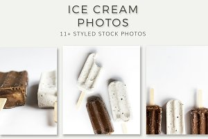 Ice Cream Photos (11 images)