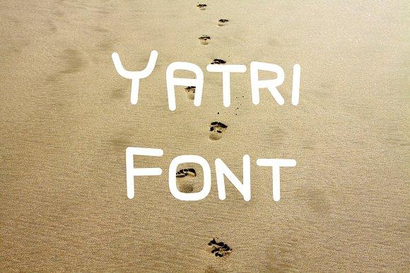 Yatri Font