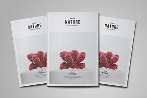A5 Nature Magazine