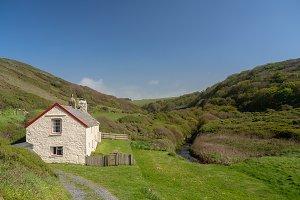 Cottage near Hartland Quay in Devon