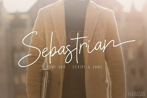 Sebastrian Font Duo