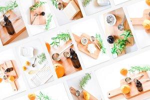 Oranges & Rosemary Bundle