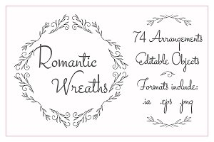 Romantic Wreaths