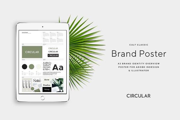 CULT CLASSIC / Brand Identity Poste…