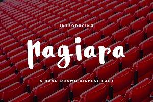 Pagiara Font Feminine & Header