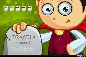 Dracula Mascot