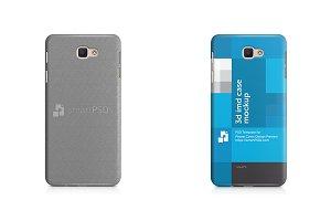 Samsung Galaxy J7 Prime 3d IMD Case