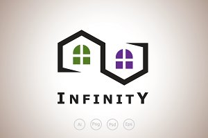 Infinite Property Logo Template