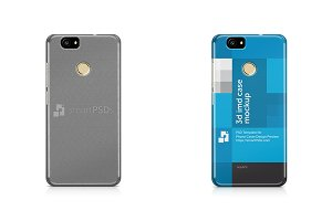 Huawei Nova 3d IMD Mobile Case Desig