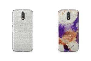 Motorola Moto G4 Plus 3d Crystal