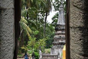 Wat Athvea in Cambodia
