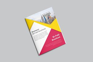 Cretive Bifold Brochure Design