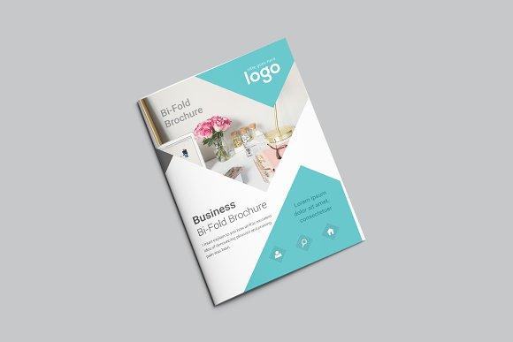 Business Bifold Brochure