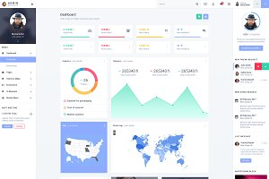 Bootstrap Template Design