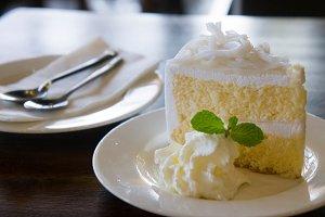coconut butter cream