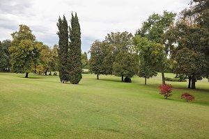 beautiful park-garden Sigurta