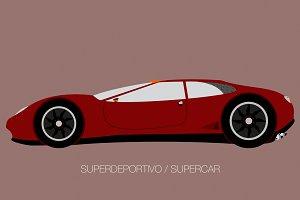 race street supercar