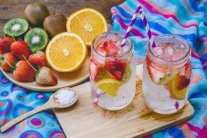 beverage sweet fruit water