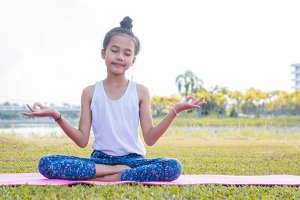 Yoga meditation and health