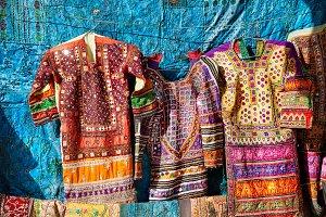 Market in Rajasthan