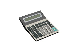 Calculator, accounting and math