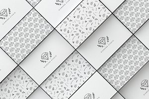 2 Diamonds Business Card templates