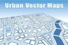 Urban Vector Maps