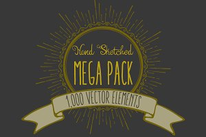 50% OFF -Ultimate Hand Sketched Pack