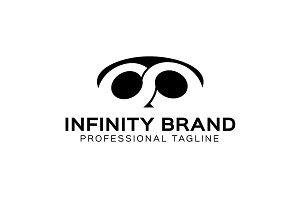 Infinity Brand Logo Template