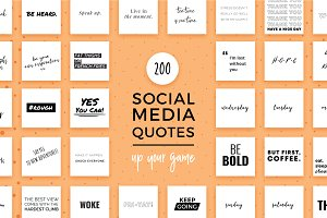 Essential Social Media Quotes