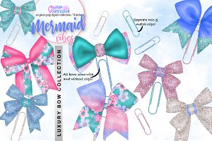 Mermaid Vibes Bow Collection
