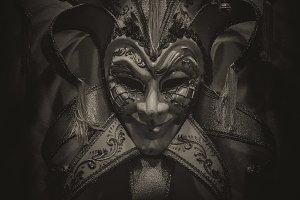 Sinister Joker Mask
