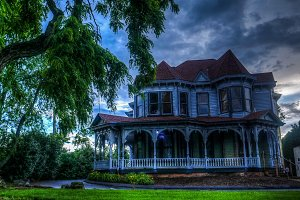 Asheville NC House HDR