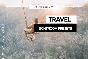 Premium Travel Lightroom Presets