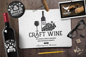 Craft Wine Templates