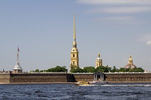 Peter and Paul Fortress, SPb
