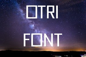 Otri Font