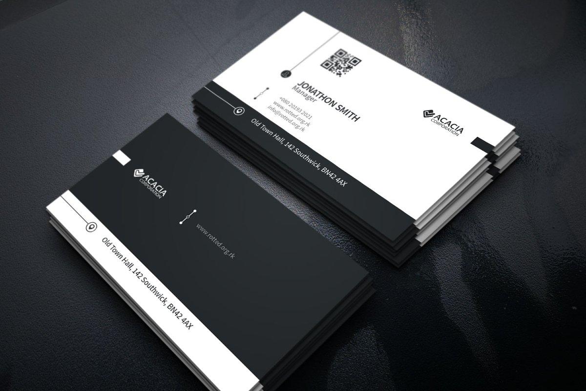 Benam Business Card