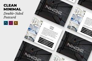 Interior or Architectural Postcard