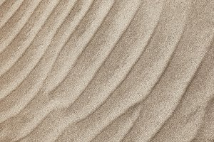 Sand pattern, interesting abstract texture from sand tune on cape verde