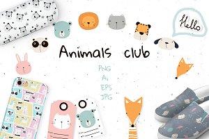 Animals club
