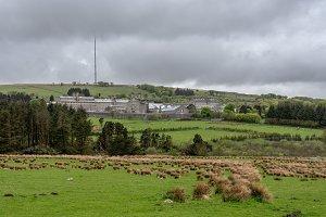 Dartmoor prison at Princetown in Devon