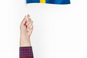 Flag of Kingdom of Sweden