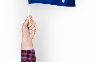 Flag of Commonwealth of Australia
