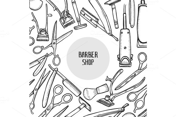 Hairdressers Professional Tools