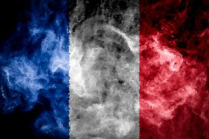 National flag of France