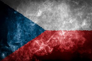 National flag of Czech Republic