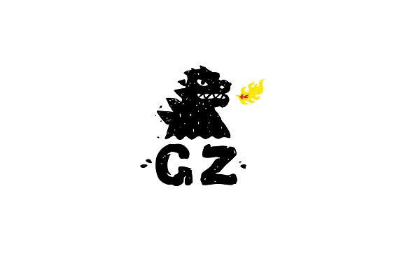 Logotype Of GoodZilla