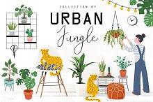 Urban Jungle collection