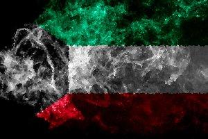 National flag of Kuwait